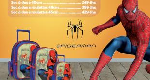 Marjane-promotions-spiderman-rentrée-scolaires-2108