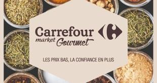 carrefour market gourmet