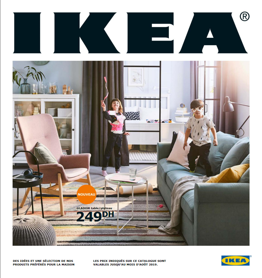 ikea maroc catalogue 2019 promotion au maroc. Black Bedroom Furniture Sets. Home Design Ideas