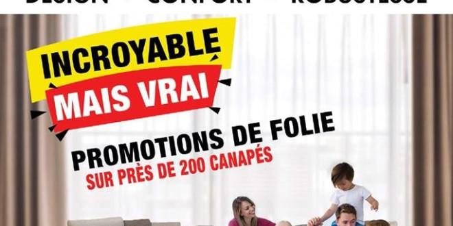 Kitea maroc promotion et solde de folie sur les canap s for Mobilia kenitra