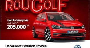 golf rouge