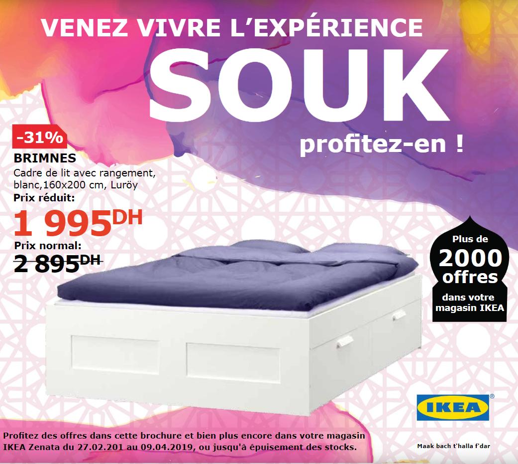 Ikea Maroc Promo Et Solde Jusquau 09 Avril 2019 Promotion Au Maroc