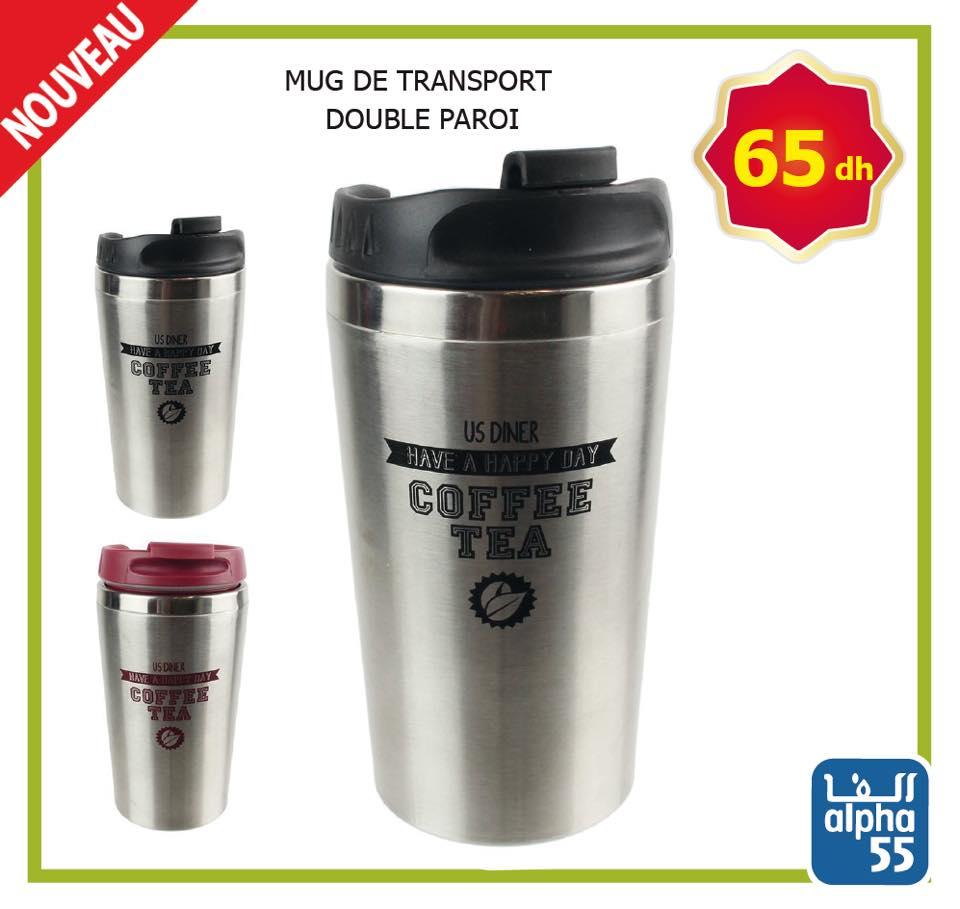 Incroyable Thermos mug maroc prix chez alpha 55   Promotion au maroc MS-92
