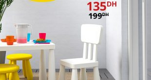 Ikea Maroc Catalogue Brochure Dépliant Promotionnel